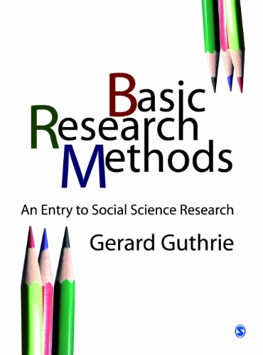 Basic Research Methods: An Entry to Social Science Research 9788132104575