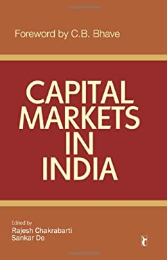 Capital Markets in India 9788132105008