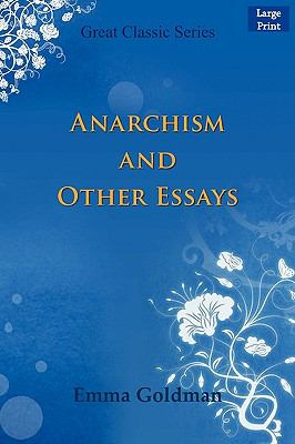 Anarchism and Other Essays 9788132007791