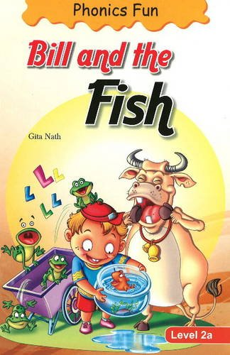 Bill and the Fish 9788131906859