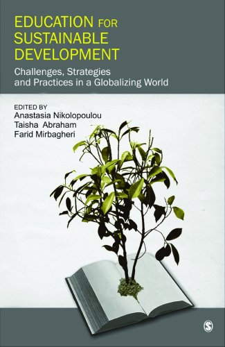 Education for Sustainable Development: Challenges, Strategies and Practices in a Globalizing World 9788132102939