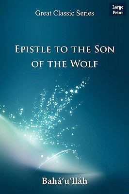 Epistle to the Son of the Wolf 9788132013280