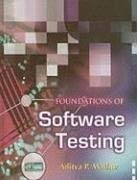 Foundations of Software Testing 9788131716601