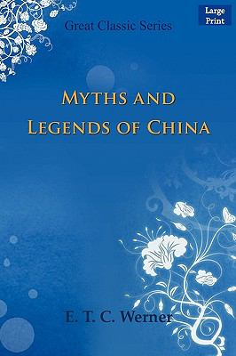 Myths and Legends of China 9788132005681