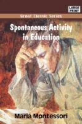 Spontaneous Activity in Education 9788132016762