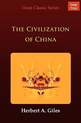 The Civilization of China 9788132004486