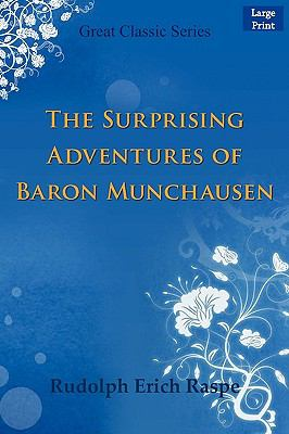 The Surprising Adventures of Baron Munchausen 9788132005568