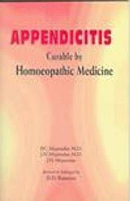 Appendicitis Curable by Homoeopathic Medicine 9788170216278