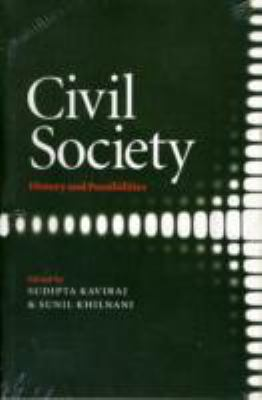 Civil Society: History and Possibilities 9788175961081