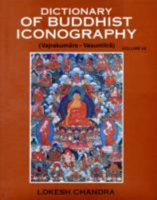 Dictionary of Buddhist Icongraphy 9788177420630