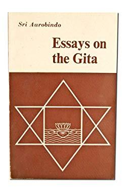 Essays on the Gita, Indian Edition 9788170580003