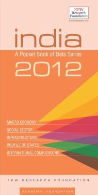 India 2012: A Pocket Book of Data Series 9788171889334