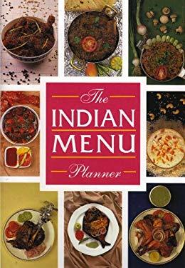 Indian Menu Planner 9788174370181