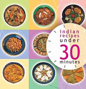 Indian Recipes Under 30 Minutes 9788174363503
