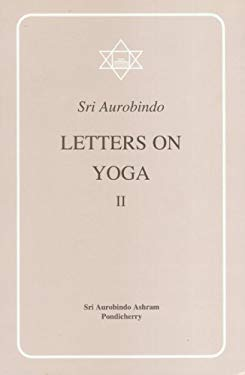 Letter on Yoga Vol. II 9788170580089