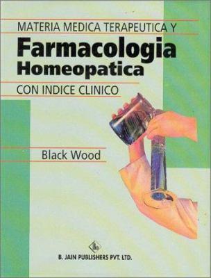 Materia Medica Terapeutica y Farmacologia Homeopatica 9788170219828