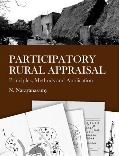 Participatory Rural Appraisal: Principles, Methods and Application 9788178298856
