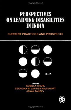 Perspectives on Learning Disabilities in India: Current Practices and Prospects 9788178298252