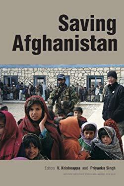 Saving Afghanistan 9788171887538