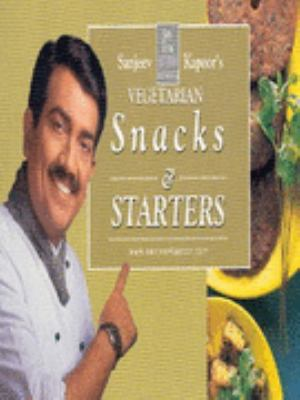 Snacks & Starters: Vegetarian 9788179910627