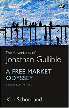 The Adventures of Jonathan Gullible: A Free Market Odyssey 9788171884445