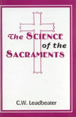The Science of the Sacraments 9788170591818