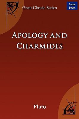 Apology and Charmides 9788184567571