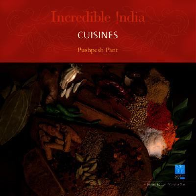 Cuisines Incredible India 9788183280723