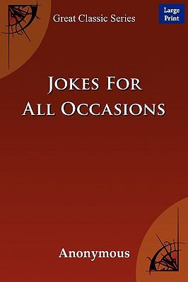 Jokes for All Occasions 9788184566130