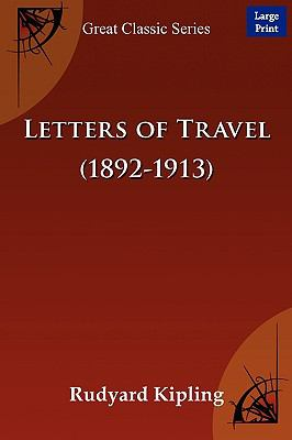 Letters of Travel (1892-1913) 9788184569124