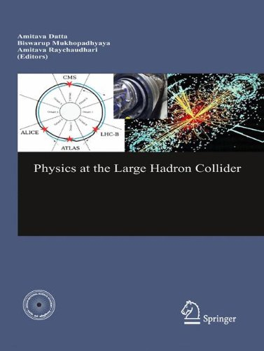 Physics at the Large Hadron Collider 9788184892154