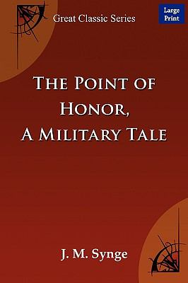 The Point of Honor a Military Tale 9788184567588