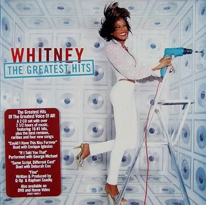 Greatest Hits Whitney Houston