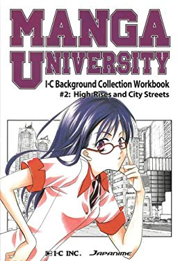 Manga_University_IC_Background_Collection_Workbook_Volume_2_High_Rises_and_City_Streets