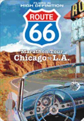 Route 66: Marathon Tour Chicago to La