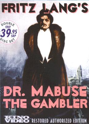 Dr. Mabuse the Gambler