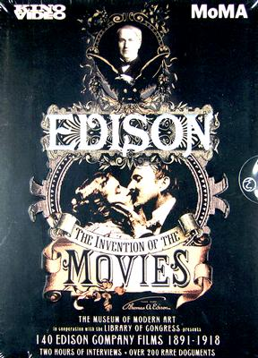 Edison-Invention of the Movies