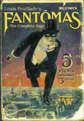 Fantomas: The Complete Saga