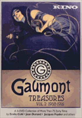 Gaumont Treasures 1908-1916 Volume 2