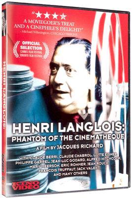 Henri Langlois: Phantom of the Cinematheque