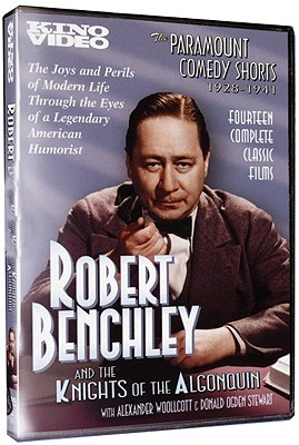 Robert Benchley and the Knights of Algonquin