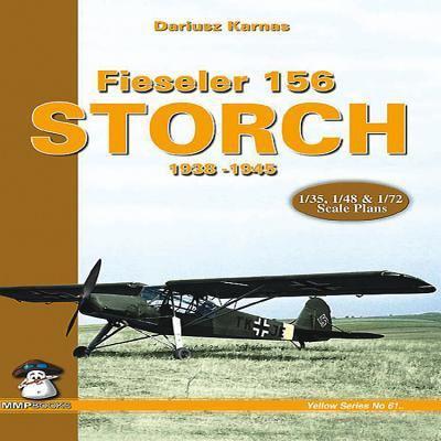 Fieseler 156 Storch 1938-1945 9788361421474