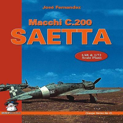 Macchi C.200 Saetta 9788361421511