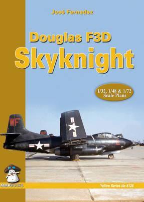Douglas F3d Skyknight 9788361421702