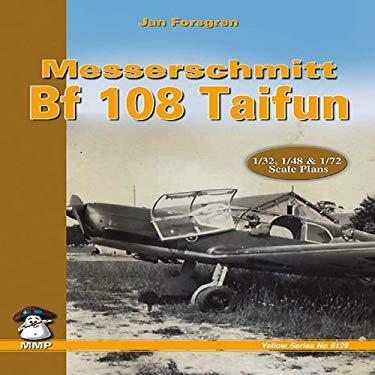 Messerschmitt Bf 108 Taifun 9788361421672