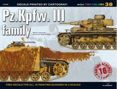 Pz.Kpfw. III Family 9788362878666