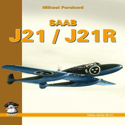SAAB J21/J21R [With Scale Plans] 9788361421085