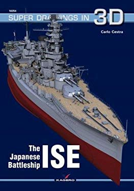 The Japanese Battleship Ise (Super Drawings in 3D)