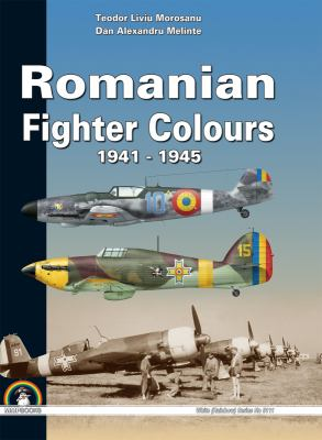 Romanian Fighter Colors 1941-1945 9788389450906