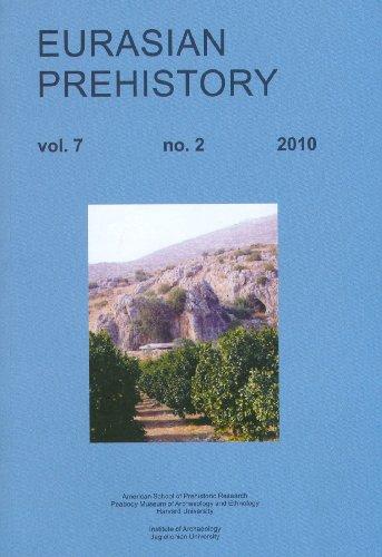 Eurasian Prehistory, Vol. 7, No. 2 9788392325963
